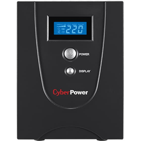 ИБП CyberPower VALUE1500ELCD 1500VA/900W